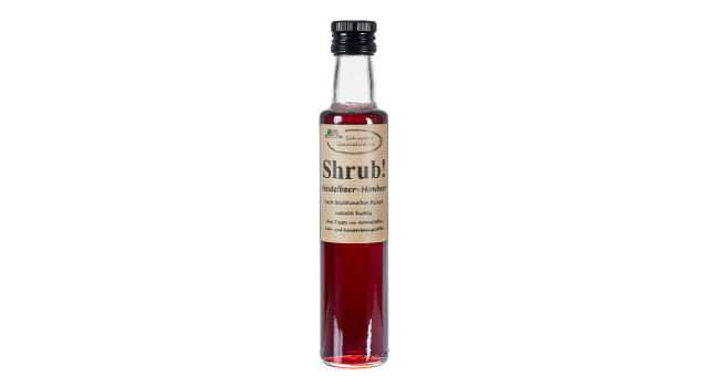 Shrub! Wacholder & Friends 0,25l